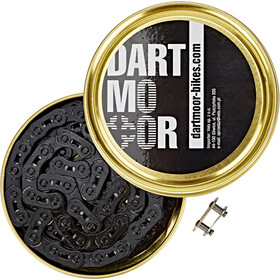 "DARTMOOR Core Bicycle Chain 1/8"", black"